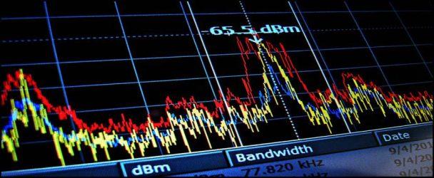 Spektar analiza RF Seguridad