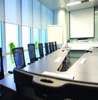 Seguridad PP Pregled sala za sastanke